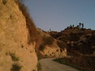 Trail at Dawn