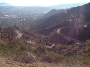Trail, landscape mode
