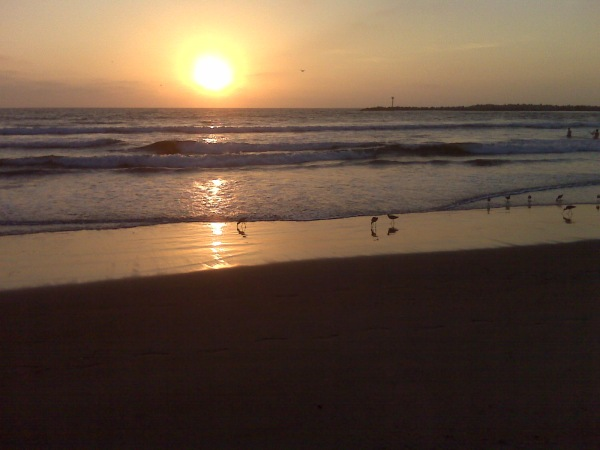 Ventura Beach, California, 2008