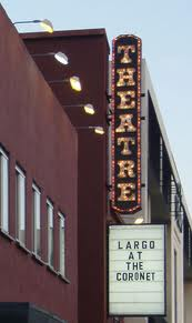Largo at the Coronet Marquee (from coolspotters.com)
