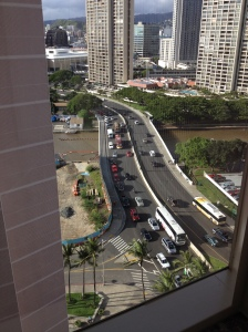 HawaiiTrafficfromRoom2014-03-09 16.54.49