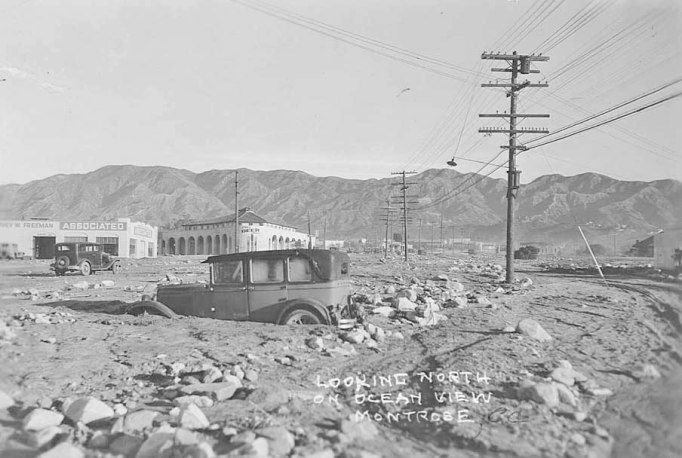 Photo from Mike Lawler, Crescenta Valley Historical Society