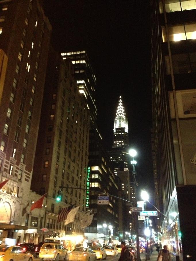 NYCOutsideNight